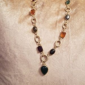 Loft multicolor necklace